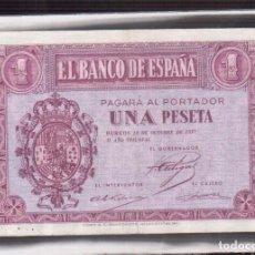 Billetes españoles: BILLETES DE ESPAÑA FRANCO. Lote 63947507