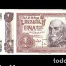 Billetes españoles: LOTE 4 BILLETES ESTADO ESPAÑOL REF 7537. Lote 89584374