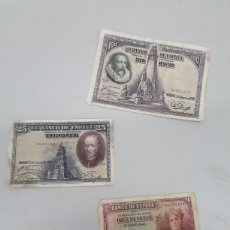 Billetes españoles: BILLETES. Lote 84208743
