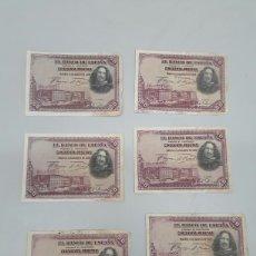 Billetes españoles: BILLETES . Lote 84226707
