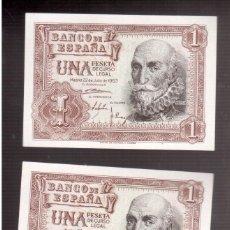 Billetes españoles: BILLETES DE ESPAÑA FRANCO . Lote 88119188