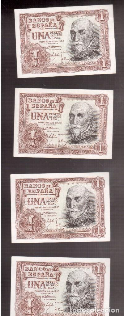 BILLETES DE ESPAÑA FRANCO (Numismática - Notafilia - Billetes Españoles)