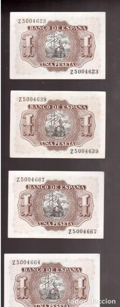 Billetes españoles: BILLETES DE ESPAÑA FRANCO - Foto 2 - 88119468
