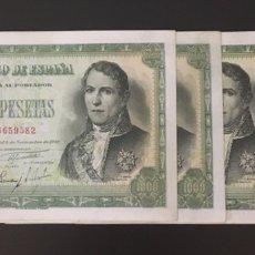 Billetes españoles: 1000 PESETAS 1949 MUY RARO ESCASO REF 7537. Lote 97146172