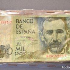 Billetes españoles: MIL PESETAS. Lote 94028540