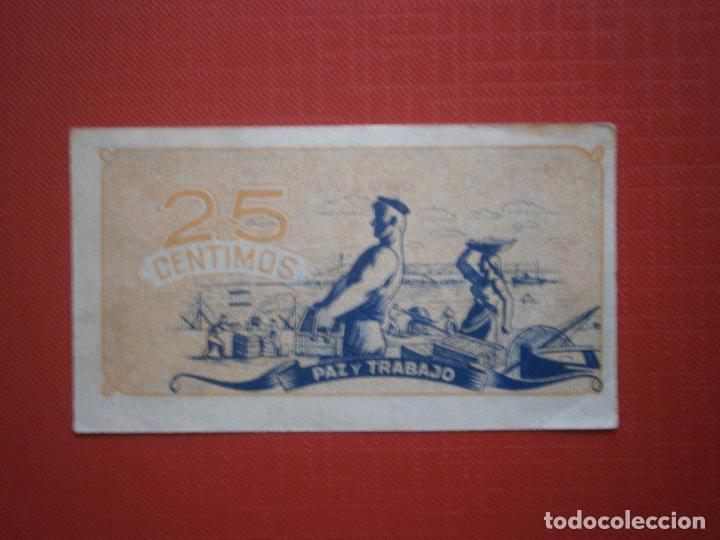Billetes españoles: Consejo de Asturias y Leon 25-40-50 Centimos 1 y 2 Pesetas Juego Completo Raro Ver Fotos - Foto 4 - 30333843