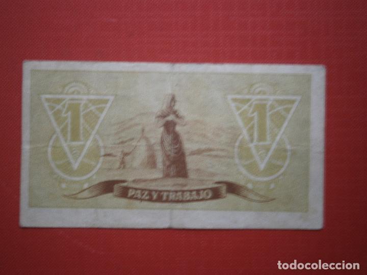 Billetes españoles: Consejo de Asturias y Leon 25-40-50 Centimos 1 y 2 Pesetas Juego Completo Raro Ver Fotos - Foto 10 - 30333843