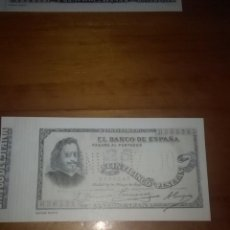Billetes españoles: REPRODUCCIÓN FACSIMIL. 25 PESETAS. QUEVEDO. EST24B2. Lote 107996235