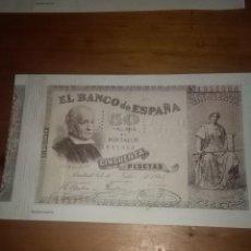 Billetes españoles: REPRODUCCIÓN FACSÍMIL. 50 PESETAS. 1893. EST24B2. Lote 107998219
