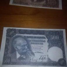 Billetes españoles: REPRODUCCIÓN FACSIMIL. 500 PESETA. 1951. EST24B1. Lote 107998555