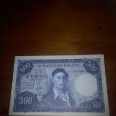 Billetes españoles: REPRODUCCIÓN FACSÍMIL. 500 PESETAS. 1954. EST24B2. Lote 108004851