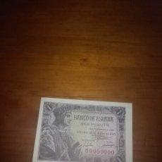 Billetes españoles: REPRODUCCIÓN FACSÍMIL. 1 PESETA. 1943. EST24B2. Lote 108006663