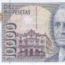 Billetes españoles: BILLETE DE 10000 PESETAS DEL AÑO 1992 DE JUAN CARLOS DE LA SERIE A CALIDAD EBC . Lote 109890411
