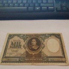 Billetes españoles: BILLETE DE 1000 PESETAS DEL 9 DE ENERO DE 1940. Lote 115473623
