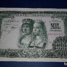 Billetes españoles: 1000 PESETAS REYES CATOLICOS (1957) MBC. Lote 116057891