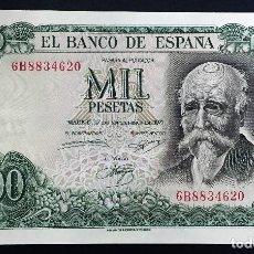 Billetes españoles: CMC 1000 PESETAS 17 SEPTIEMBRE 1971 ECHEGARAY SERIE 6B SIN CIRCULAR . Lote 119352251