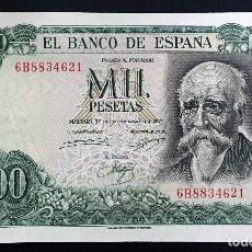 Billetes españoles: CMC 1000 PESETAS 17 SEPTIEMBRE 1971 ECHEGARAY SERIE 6B SIN CIRCULAR . Lote 119352267