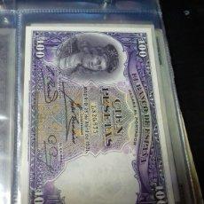 Billetes españoles: BILLETE 100 PESETAS 1931. Lote 120251120