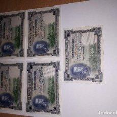 Billetes españoles: LOTE DE BILLETES DE 100 PESETAS. Lote 121583995