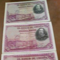 Billetes españoles: BILLETES 50 PESETAS 1928. Lote 127508200