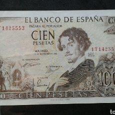 Billetes españoles: BILLETE 100 PESETAS AÑO 1965.SERIE 1TM. Lote 134066141