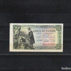 Billetes españoles: ESPAÑA, BILLETE 5 PTSS, PLANCHA, 1945,. Lote 134272346