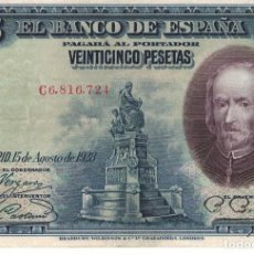 Billetes españoles: BILLETE DE 25 PESETAS. Lote 137442786