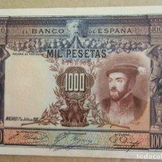 Billetes españoles: 1000 , MIL PESETAS , JULIO 1925. Lote 137631842