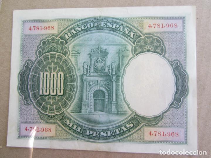 Billetes españoles: 1000 , MIL PESETAS , JULIO 1925 - Foto 2 - 137631842