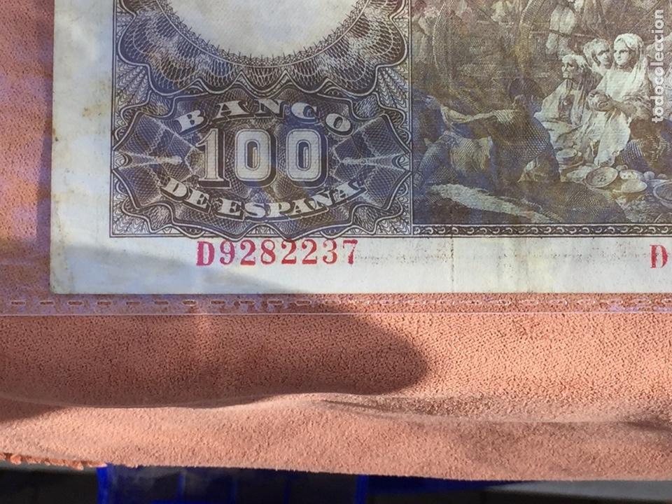 Billetes españoles: Billete 100 pesetas 1948 Bayeu MBC- Envío Gratis - Foto 4 - 139606114