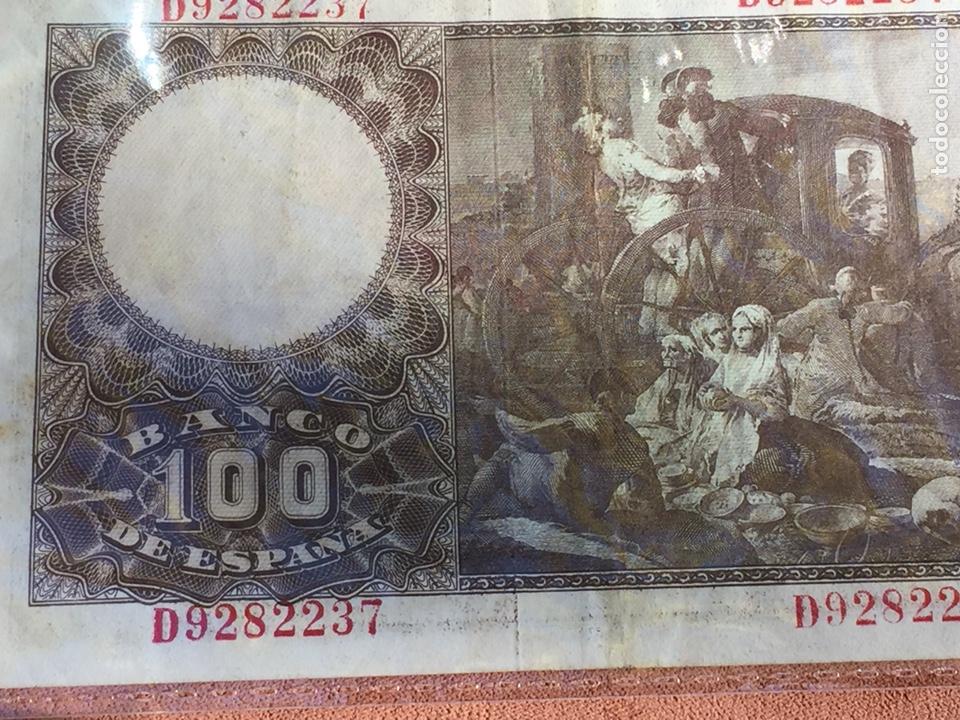 Billetes españoles: Billete 100 pesetas 1948 Bayeu MBC- Envío Gratis - Foto 5 - 139606114