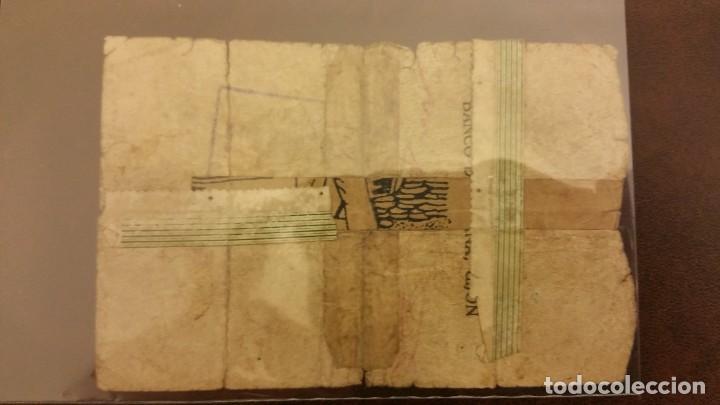 Billetes españoles: Billete de 5 pesetas de 1936 GIJON - Foto 2 - 145615714