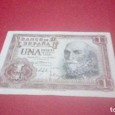 Billetes españoles: BILLETE 1 PESETA 1953. Lote 152498478