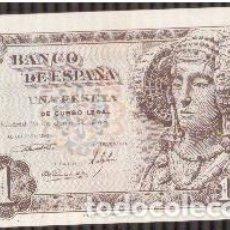 Billetes españoles: BILLETE DE LA DAMA DE ELCHE EL QUE VES SERIE G . Lote 153486022