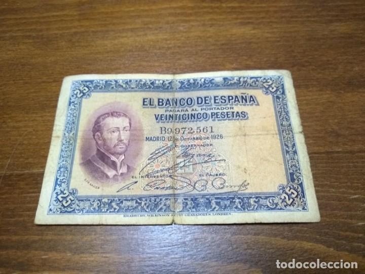 Billetes españoles: LOTE BILLETES ESPAÑOLES - Foto 2 - 155004738