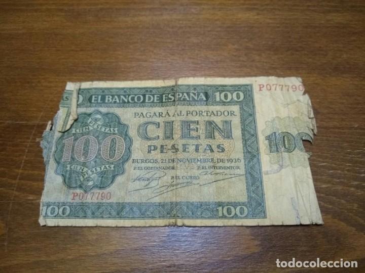 Billetes españoles: LOTE BILLETES ESPAÑOLES - Foto 4 - 155004738