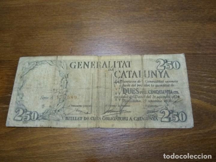 Billetes españoles: LOTE BILLETES ESPAÑOLES - Foto 5 - 155004738