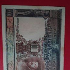 Billetes españoles: MIL PESETAS EMISIÓN JULIO 1925 MBC. Lote 163396470