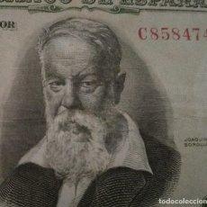 Billetes españoles: 1000 PESETAS DE JOAQUIN SOROLLA. Lote 170861030