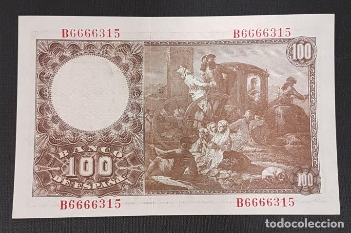 Billetes españoles: BILLETE 100 PESETAS 1948 BAYEU - Foto 2 - 176420640