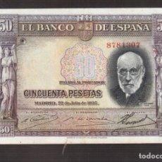 Billetes españoles: BILLETE DESANTIAGO RAMON Y CAJAL 1931 REPUBLICA QUE VES . Lote 177417762