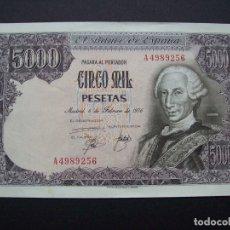 Billetes españoles: CONJUNTO DE 11 BILLETES. Lote 178614916