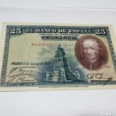 Billetes españoles: BILLETE DE 25 PESETAS. Lote 180498320