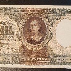 Billetes españoles: BILLETE 1000 PESETAS 1940 MURILLO. Lote 181211791