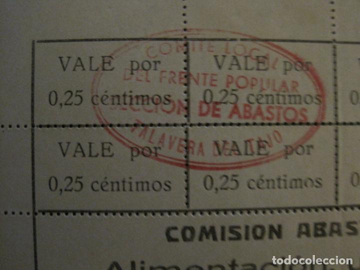 Billetes españoles: GUERRA CIVIL-COMISION ABASTECIMIENTO FRENTE POPULAR-VALES 0,25 CENTIMOS-VER FOTOS-(V-18.711) - Foto 2 - 190156808