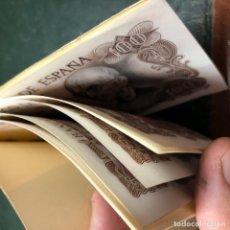 Billetes españoles: BANCO IBERICO 10 BILLETES DE 100 PESETAS DE 1970 CORRELATIVOS DE MANUEL DE FALLA . Lote 194285072
