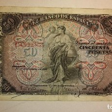 Billetes españoles: BILLETE CLASICO DE ESPAÑA. . Lote 194531807