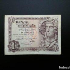 Billetes españoles: BILLETE DE 1 PTA DE 1948... PRECIOSO .....ES EL DE LAS FOTOS. Lote 194578836