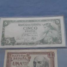 Billetes españoles: BILETES ESPAÑOLA. Lote 194995308