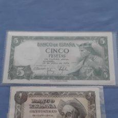 Billetes españoles: BILLETES ESPAÑOLA. Lote 194996067